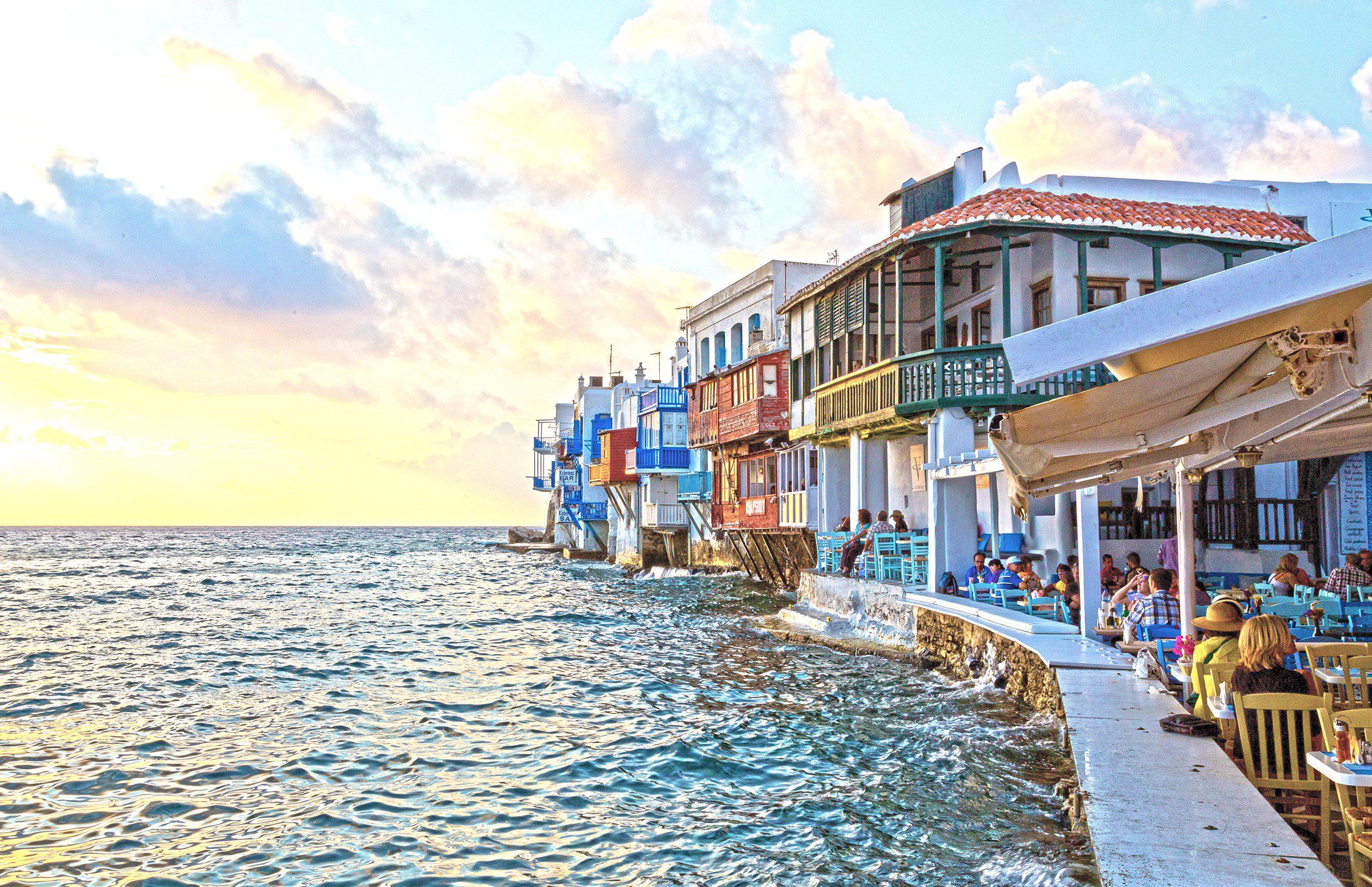 crociera isole greche maggio 2016 - 4 isole