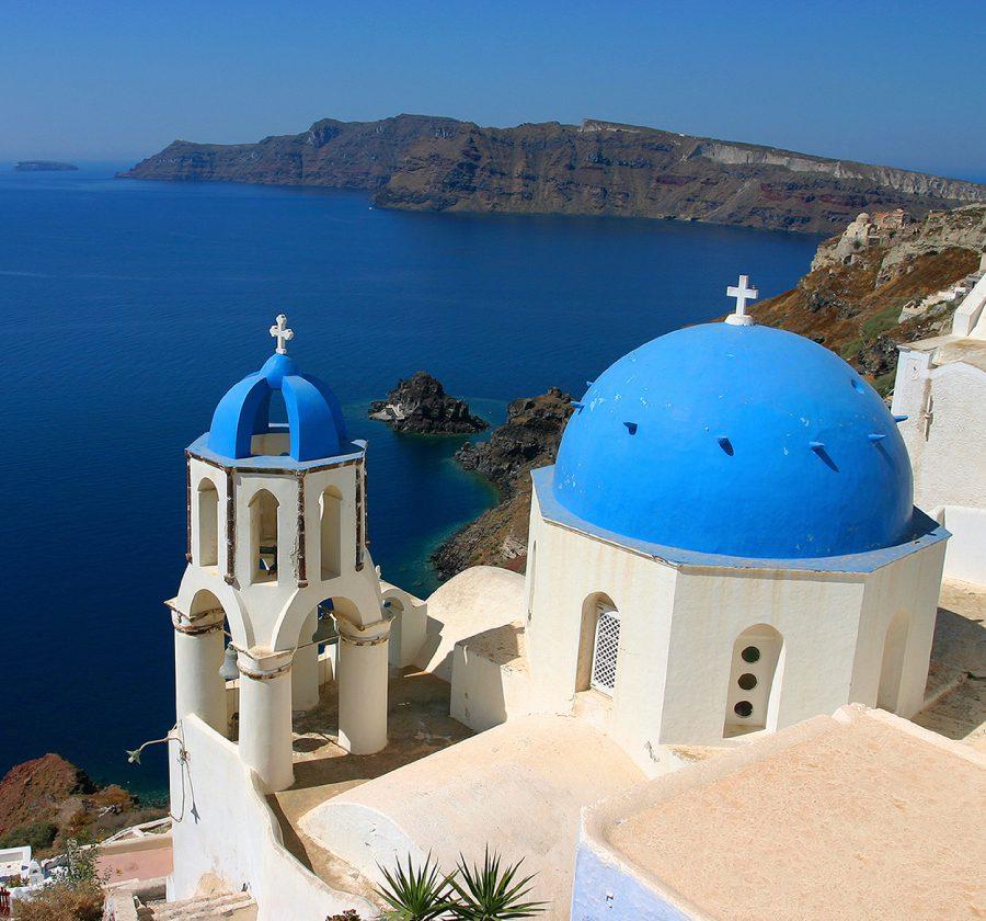 tour isole greche santorini