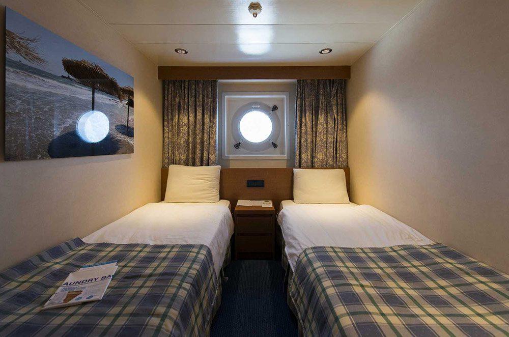 Celestyal Olympia cabina XB