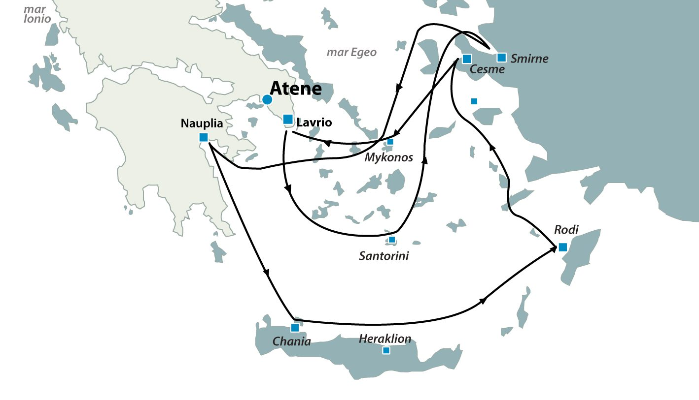 Crociera Celestyal Cruises Egeo Euforico 7 notti