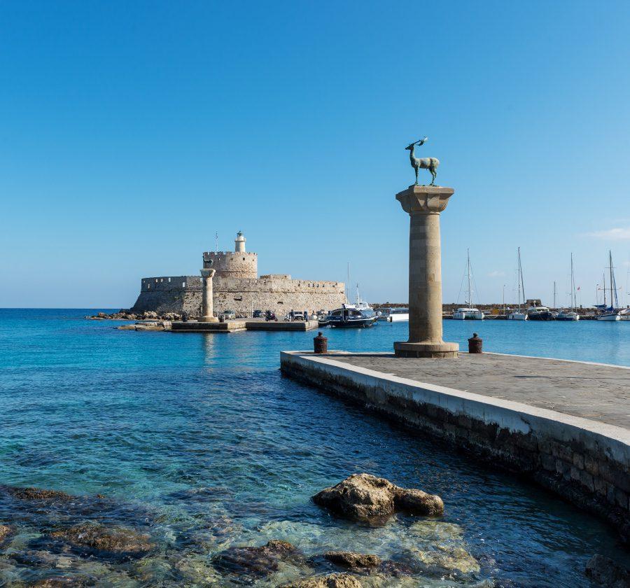 Crociera isole greche Rodi
