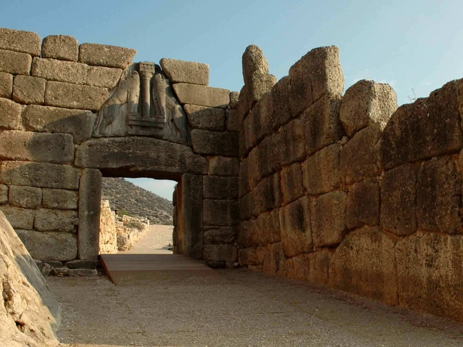 Grecia classica del Nord Micene Nauplia
