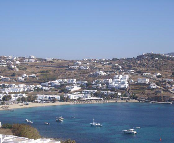 Mykonos autentica spiagge e villaggi