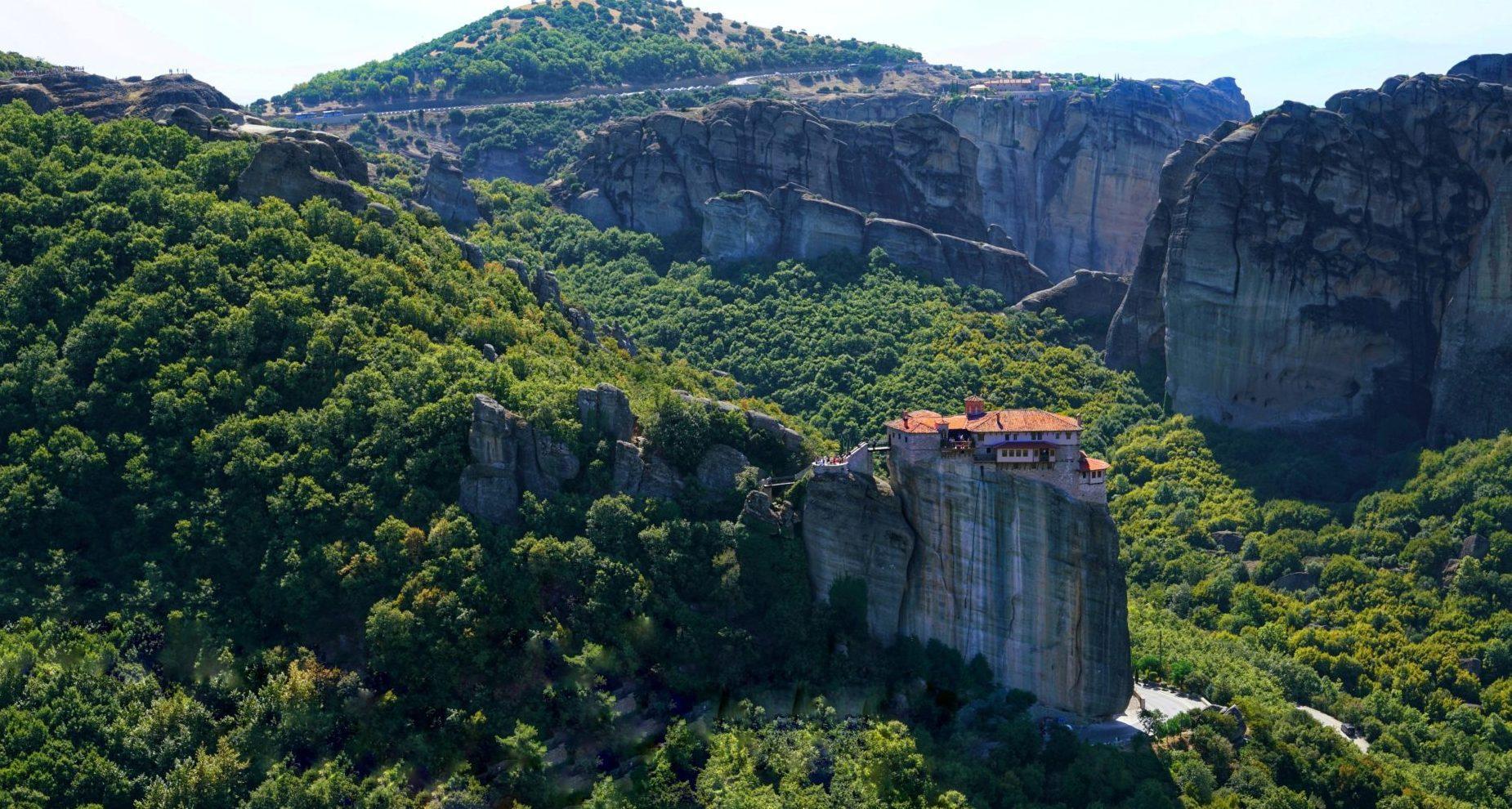 Pasqua Atene Delfi Meteore e crociera isole Greche 3 notti