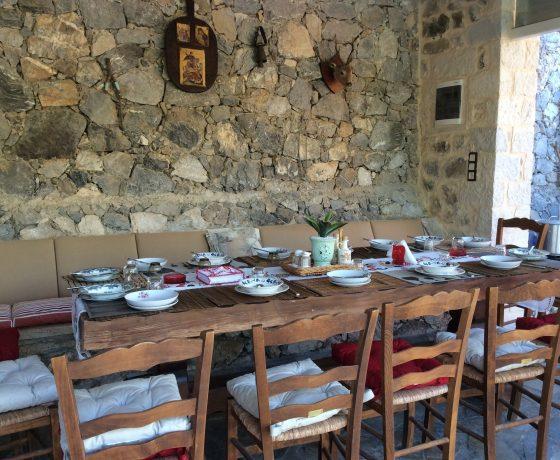 Corso di cucina a Creta