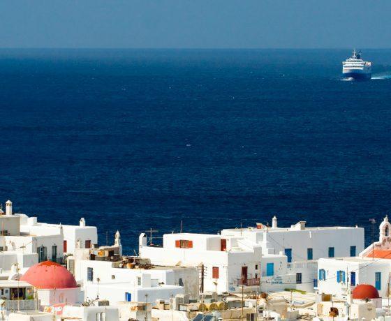 crociera isole greche egeo iconico 3 notti